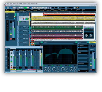 I-O Software Suite - Steinberg Cubase LE