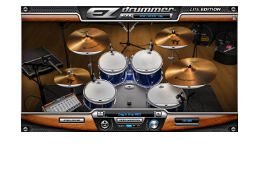 I-O Software Suite - EZdrummer