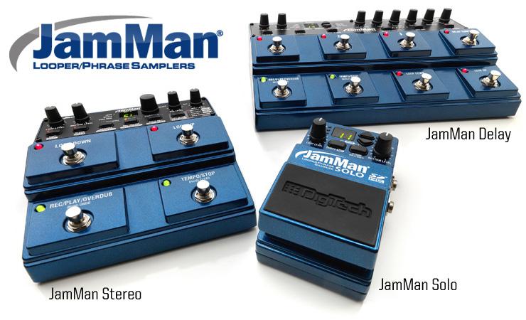 JamMan Family