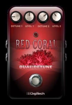 Redcoral medium