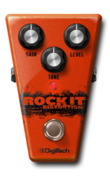 Rock it distortion on epedal
