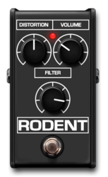 Rodent on epedal