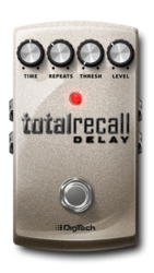 Total recall delay on epedal