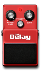 Dm delay on epedal