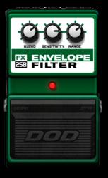 Dod envelope filter on epedal