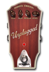 Unplugged on epedal