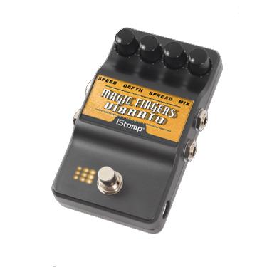 Magic Fingers Vibrato with iStomp label