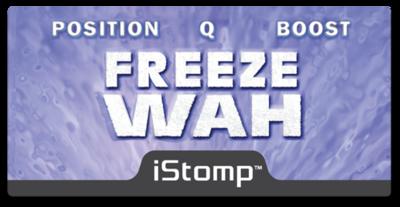 Freezewah label epedal