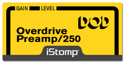 Dod250 label epedal