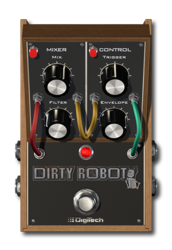 Digitech dirty robot 1 on epedal