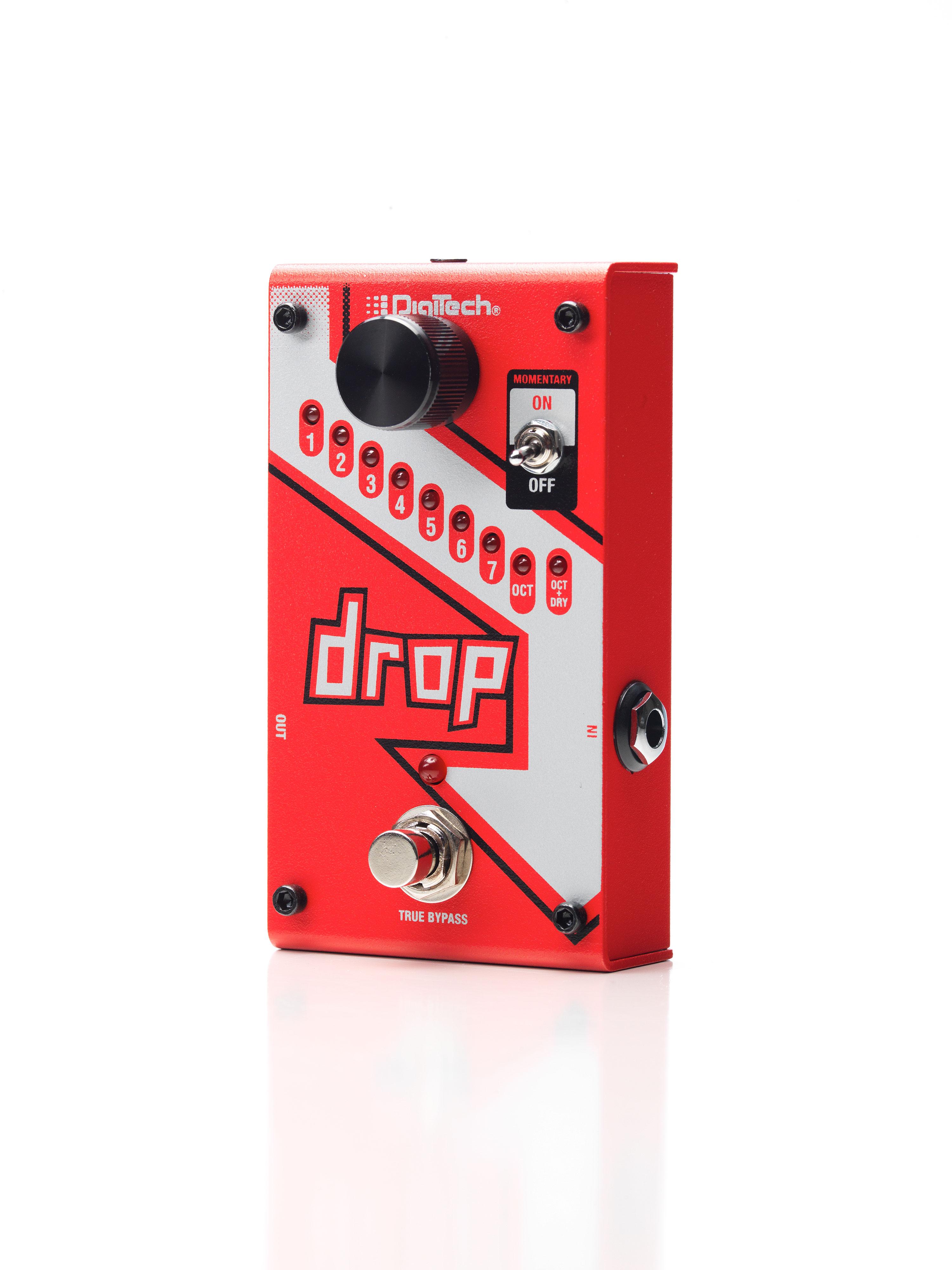 the drop digitech guitar effects. Black Bedroom Furniture Sets. Home Design Ideas