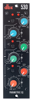 Dbx530 front lit medium