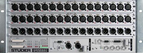 Studer compact stagebox 1000 medium