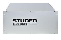 Studer onair 2500 modulo mainframe 1000 small
