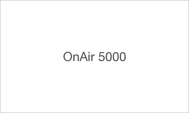 Onair 5000 1000 large
