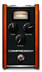 Compressor off epedal