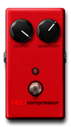 Red compressor off epedal