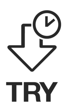 Try icon medium