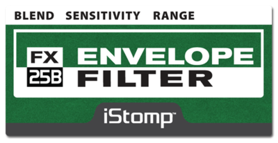 Fx25 envfilter label epedal