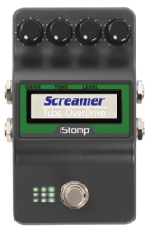 Screamer label epedal