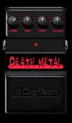 Death Metal Distortion
