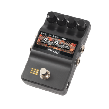 Amp overdrive medium