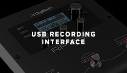 USB Recording Interface