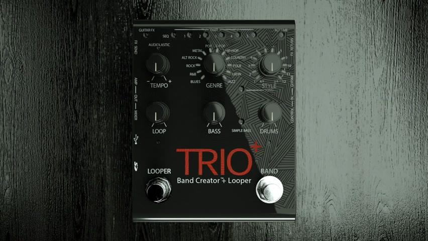 Trio plus original