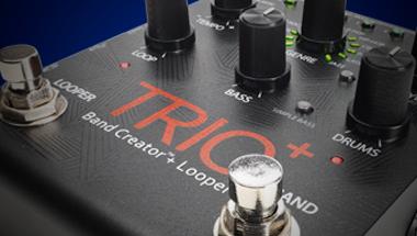 TRIO+ Band Creator + Looper